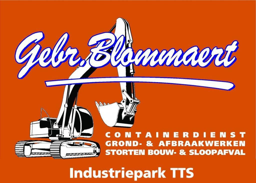 Logo Gebroeders Blommaert